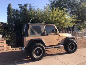 1999 Jeep Wrangler for Sale in Phoenix, AZ