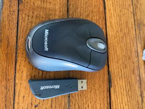 Microsoft wireless mouse for Sale in Spring Hill, FL