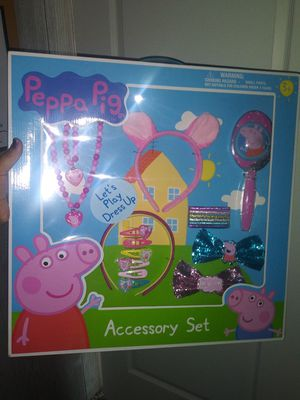 Peppa pig accessory kit for Sale in West Richland, WA