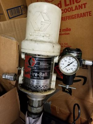 Graco fireball commercial grade pumps. for Sale in Riverdale Park, MD