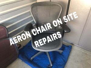 Herman Miller Aeron Chairs for Sale in Irwindale, CA