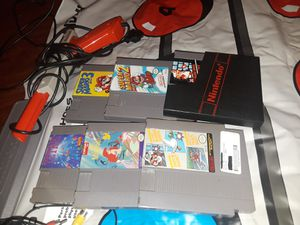 Nintendo NES for Sale in Dallas, TX