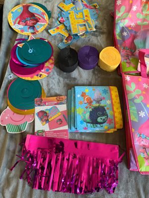 Trolls Party Supplies for Sale in Puyallup, WA