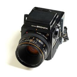 Bronica SQ 6x6 Medium Format Camera for Sale in Cleveland, OH