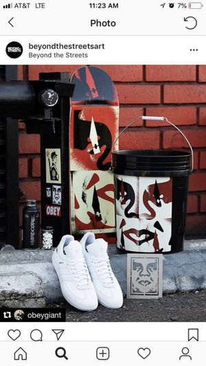Exclusive obey shephard fairey set beyond the streets for Sale in Fullerton, CA