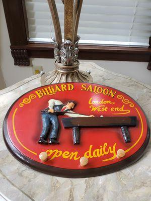 Vintage sign home decor for Sale in Huntsville, AL