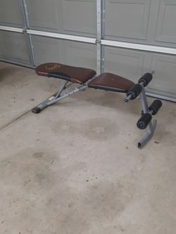 Adjustable Weight Bench for Sale in Clovis,  CA
