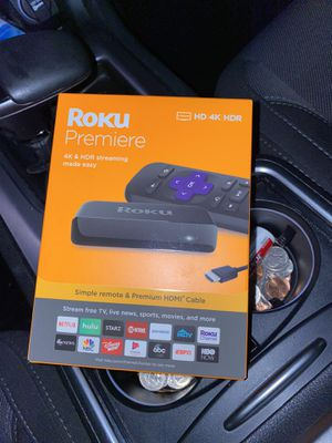Roku stick brand new for Sale in South Euclid, OH