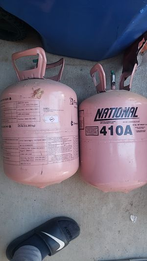 410 a freon bottles for Sale in Phoenix, AZ