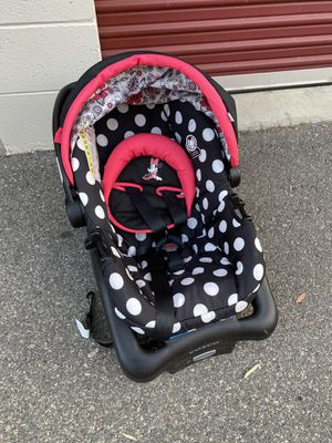 Disney Minnie infant car seat for Sale in Lake Elsinore, CA