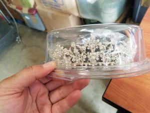 Beautiful Swarski Crystal tiara for Sale in Springfield, VA