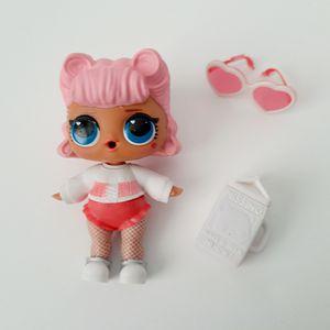 LOL Surprise Confetti Pop ANGEL Wings Series 3 Doll good pre-owned for Sale in St. Petersburg, FL