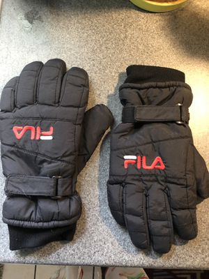 FILA SNOWMOBILE GLOVES for Sale in Sarasota, FL
