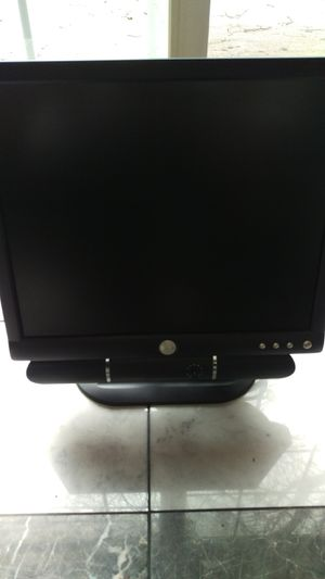 "17"" Dell monitor for parts / repair for Sale in West Salem, WI"