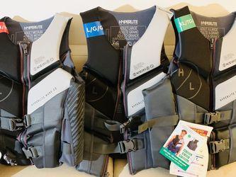 HyperLite Wake Live Vest $75each for Sale in Long Beach,  CA