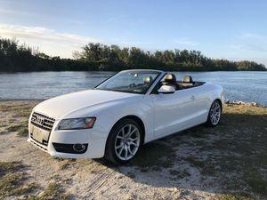 2011 Audi A5 Convertible for Sale in SUNNY ISL BCH, FL