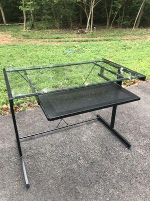 Glass Computer Desk for Sale in Dabneys, VA