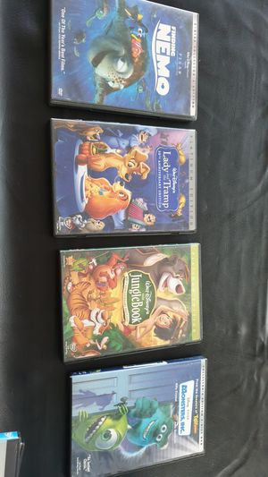 Kids movies for Sale in Whittier, CA