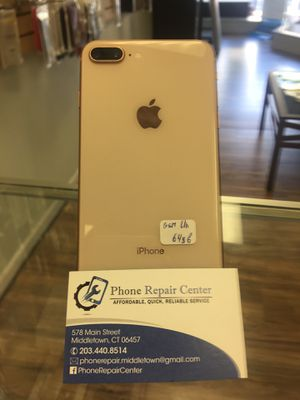 iPhone 8 Plus / 64 gb / Unlocked for Sale in Middletown, CT