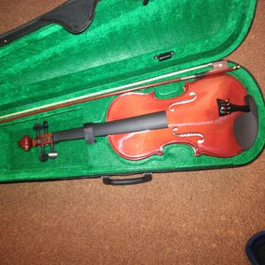 New Violin, Only Missing Strings 4/4 Size for Sale in Tijuana, MX