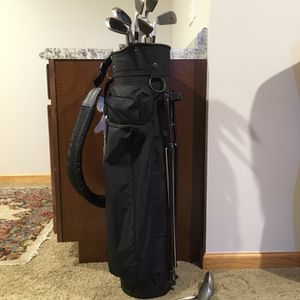 Men's Golf Clubs And Bag for Sale in Alexandria, VA