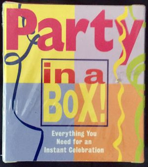 Party in a box for Sale in Lancaster, OH