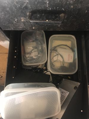Audio wires and equipment for Sale in Dallas, TX