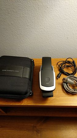 Wireless Jabra headphones, case, and cables for device. 50 obo for Sale in Hillsboro,  OR