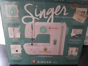 New machine Singer1234 negotiable for Sale in Springfield, VA