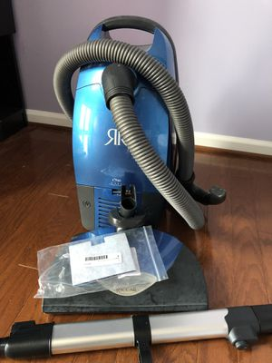 Riccar canisters vacuum for Sale in McLean, VA