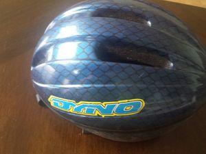 Kids bike helmet blue for Sale in Chicago, IL