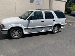 1996 Chevy S10 Blazer 4x4 for Sale in Centralia, WA