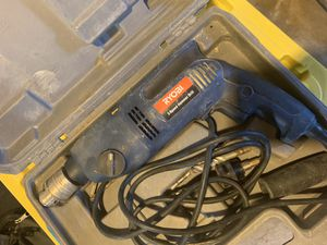 Ridgid & Ryobi Hammer drills for Sale in Boston, MA