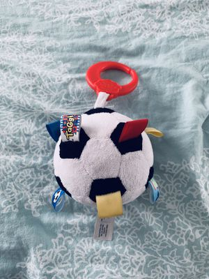 Taggies soccer ball rattle baby toy for Sale in Mesa, AZ