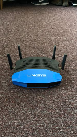 Linksys Router - WRT 1900 ACS for Sale in Los Angeles, CA