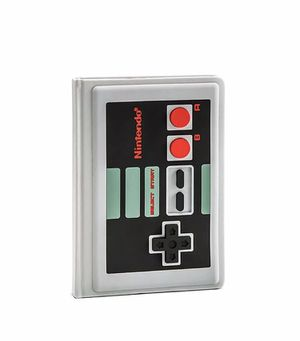 Official Nintendo Licensed Premium NES A5 Notebook for Sale in Pawtucket, RI