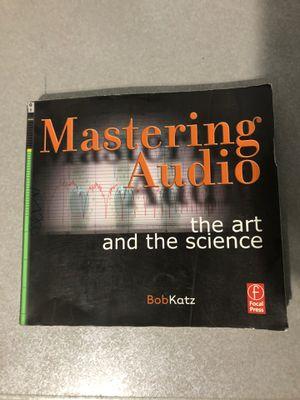 Mastering Audio for Sale in San Bernardino, CA