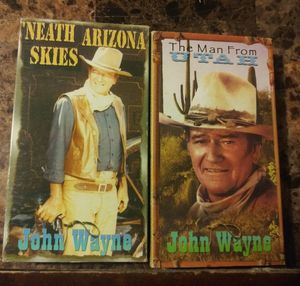 John Wayne tapes for Sale in Centreville, IL