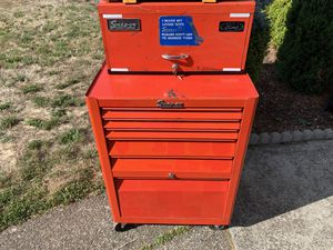 Snap on tool box for Sale in Portland, OR
