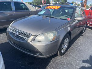 2005 Nissan Altima for Sale in Pierce, FL