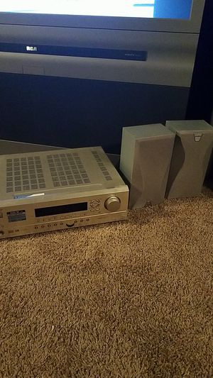 Stereo receiver & speakers for Sale in Bedford Heights, OH