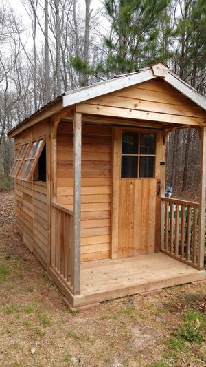 Potting Shed/Play House.....CEDAR for Sale in Loganville, GA