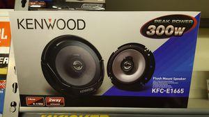 $30 each pair Kenwood or pioneer for Sale in San Bernardino, CA
