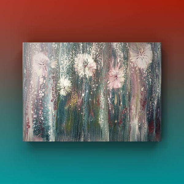 Original Acrylic painting 11x14