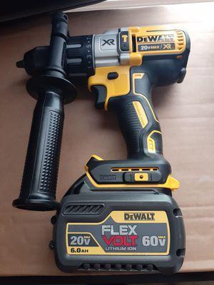 "Dewalt 1/2""Hammer Drill model # (DCD996) for Sale in Atlanta, GA"