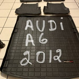Weather Tech Carpet Audi A6- 2012 for Sale in Providence, RI