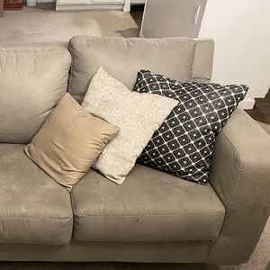 Light Grey Sofa And Love Seat for Sale in Aurora, CO