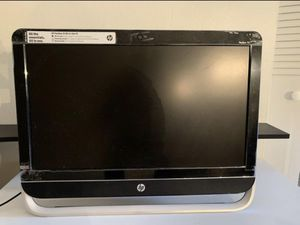 HP All in one Computer with HP Printer for Sale in Fort Lauderdale, FL
