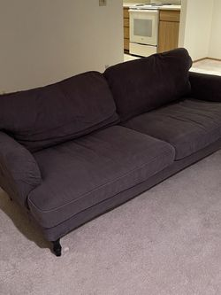 Grey Couch for Sale in Seattle,  WA