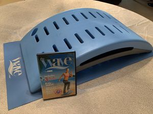 The Wave by The Firm Board Express Abs DVD Weight Loss Exercise System. for Sale in Annapolis, MD